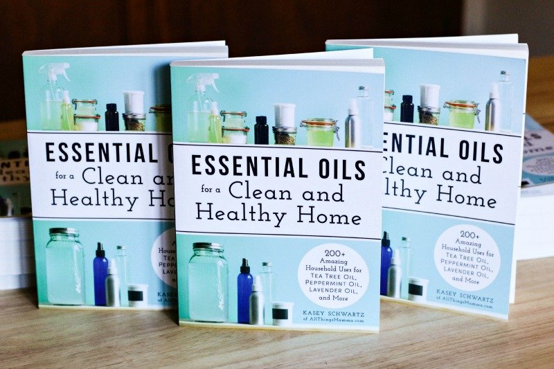 Essentail Oils for a Clean and Healthy Home