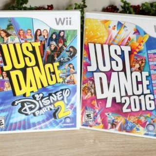 NEW Just Dance: Disney Party 2