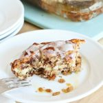 Easy Cinnamon Roll French Toast Casserole