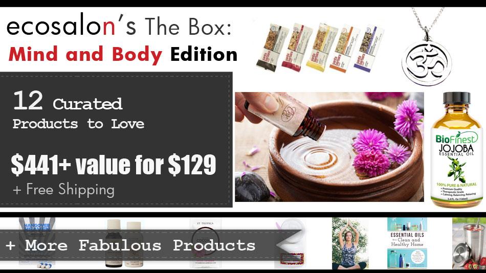 EcoSalon's Mind+Body Box