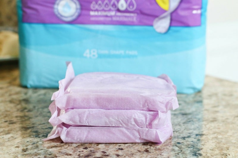 Poise Thin Shape Moderate Pads