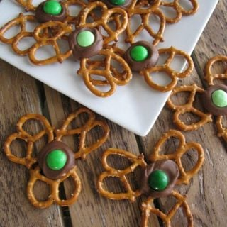 St. Patrick's Day Shamrock Treats