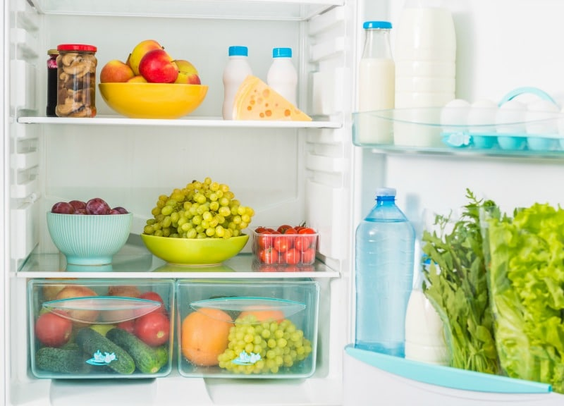 Follow these 20 Food Storage Tips for your refrigerator, freezer and pantry and you'll be on your way to optimal food flavor and saving money by having little waste!