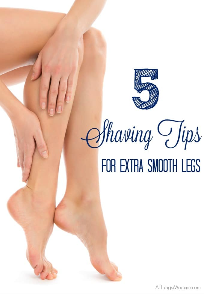 To get the softest legs around, here's my TOP 5 SHAVING TIPS to get extra smooth skin in no time!