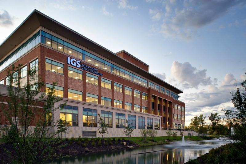 IGS-building