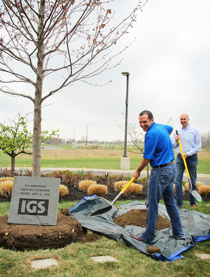 IGS-earthday