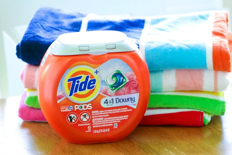 The Secret To Getting Laundry Clean