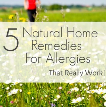 The welcome signs of spring are also the unwelcome signs of itchy eyes, scratchy throats and lots of sneezing. Check out these 5 Natural Remedies for Allergies!