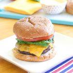 All-American Burger Recipe