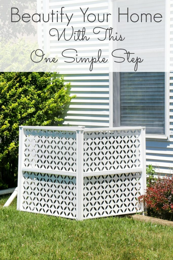 There seems to always be a house project to complete. From simple projects to more involved projects - this one step will help beautify your home!