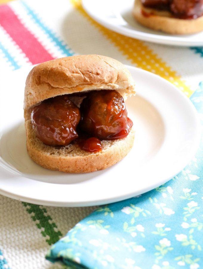 meatball-sliders