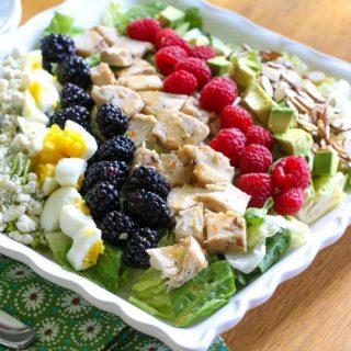 Summer Cobb Salad Recipe