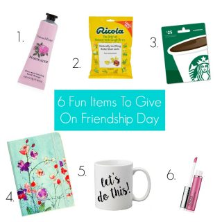 6 Fun Gifts to Give On Friendship Day