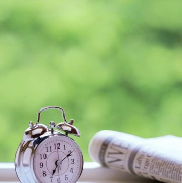 Organize the night before for a better morning! These4Simple Ways to Organize At Nightwill ensure you have a great start to your day!