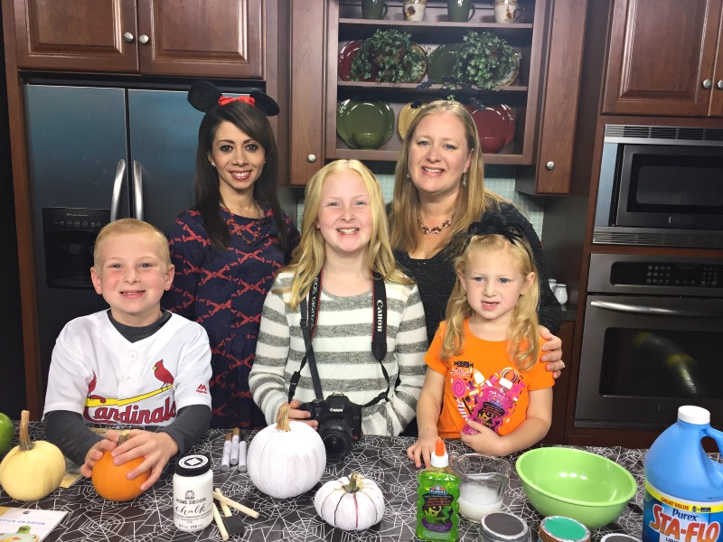 All Things Mamma, Kasey Schwartz, Halloween Recipes and Crafts on Good Day Marketplace