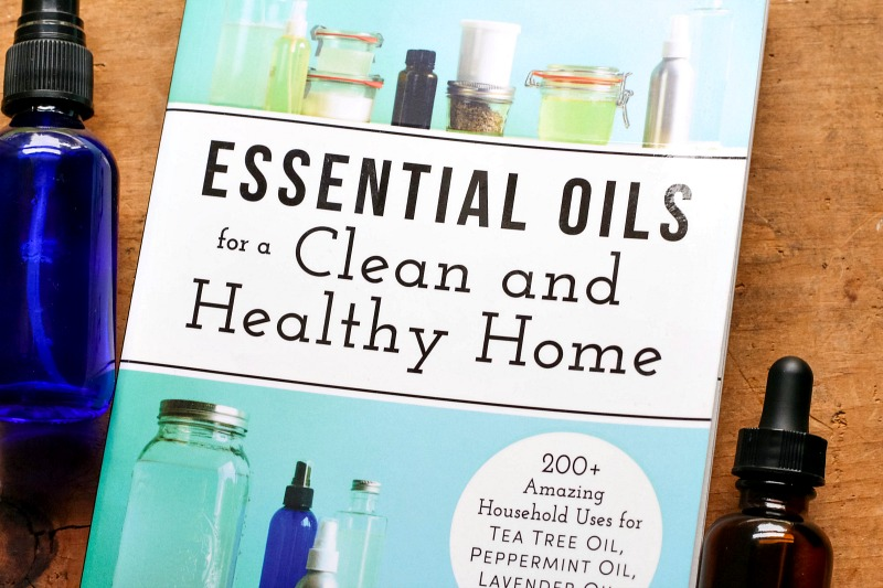 Essential Oils for a Clean and Healthy Home - Kasey Schwartz