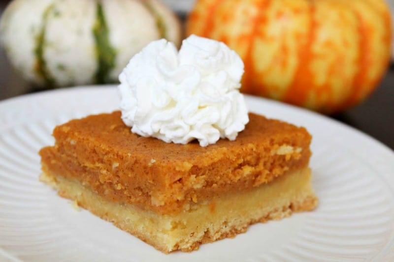 Pumpkin Gooey Butter Cake is a MUST-HAVE!