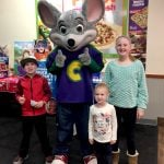 Celebrate Veteran's Day at Chuck E. Cheese's November 11th