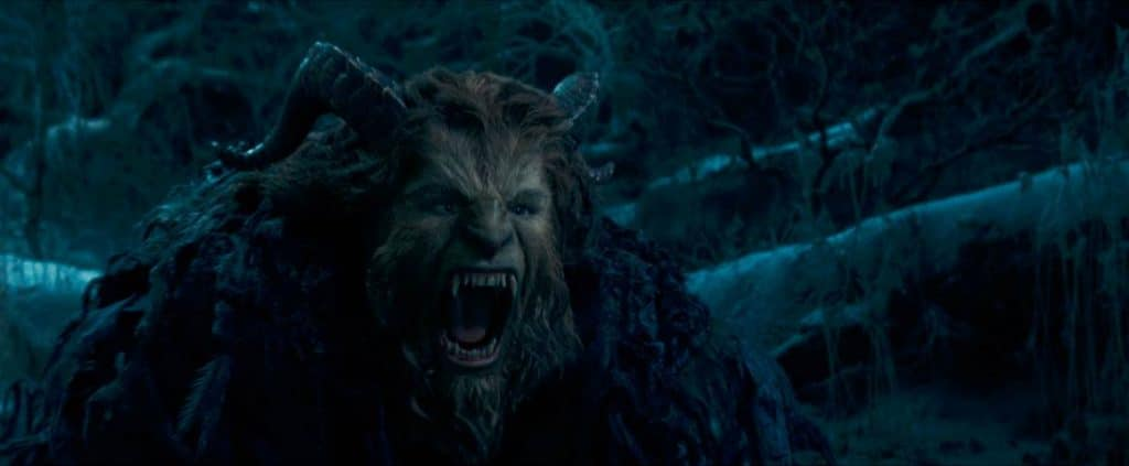 "Disney's ""Beauty and the Beast"", starring Emma Watson & Dan Stevens"
