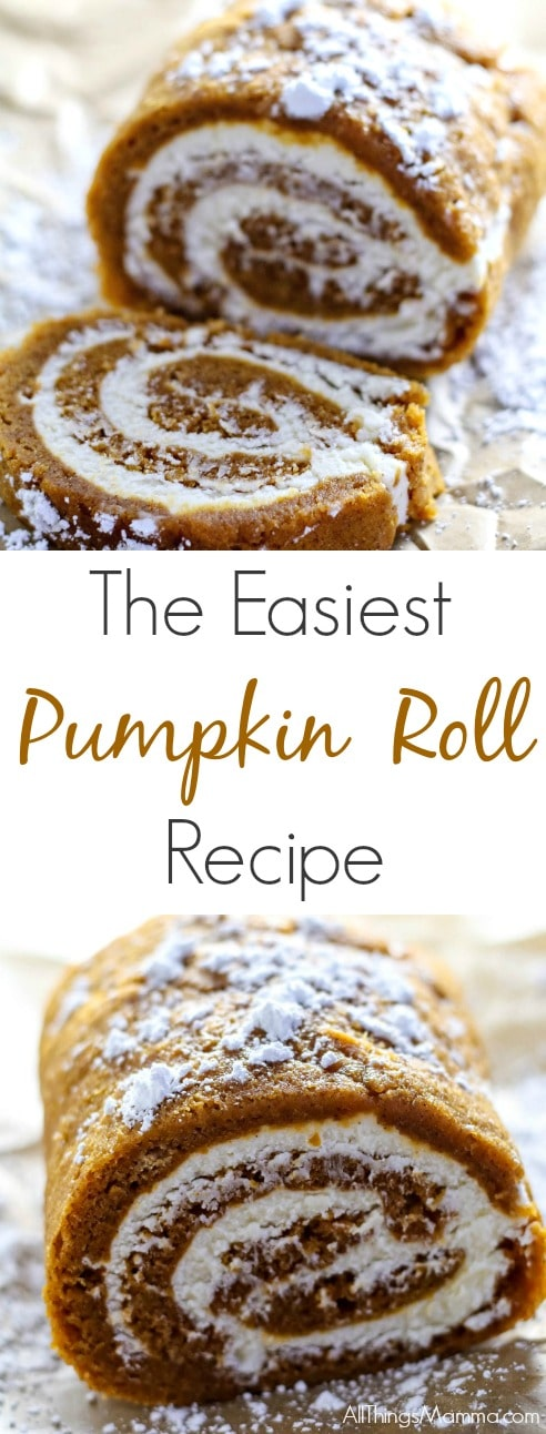 Follow these easy step-by-step directions on How to Make A Pumpkin Roll for an easy and delicious dessert that is always a crowd favorite!