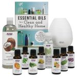Stress Ease Prize Pack Giveaway with NOW Essential Oils