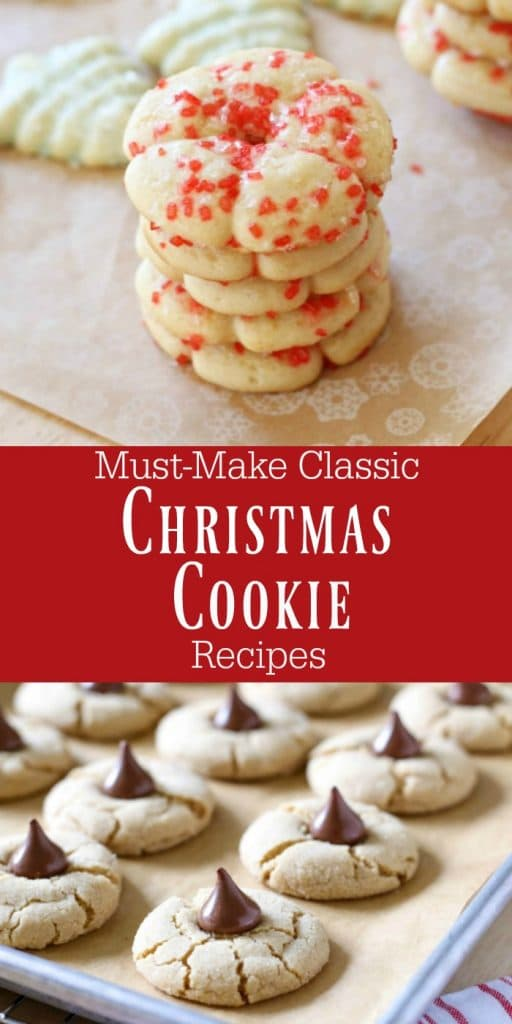 The Best Classic Christmas Cookie Recipes