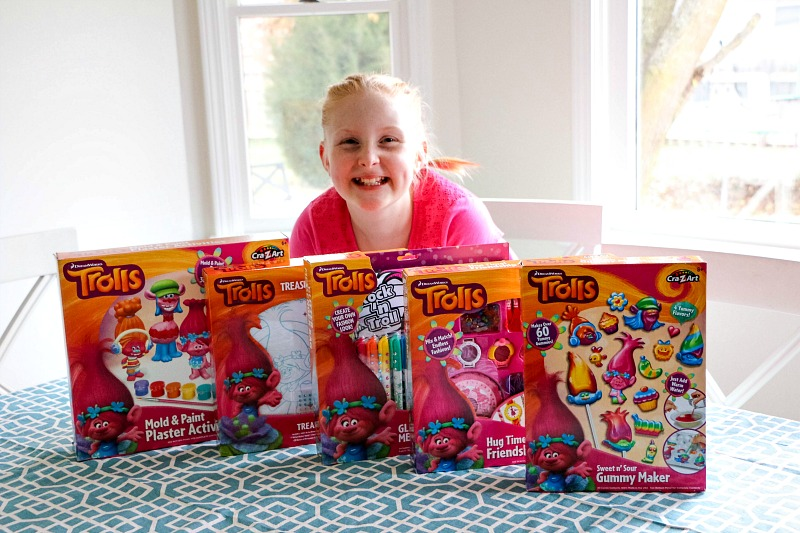 DreamWork's Trolls Toys – Just In Time For The Holidays