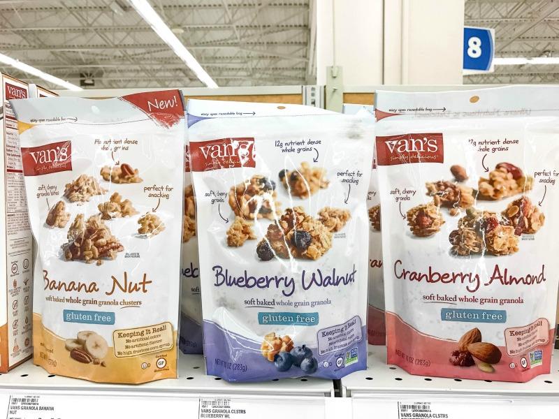 Blueberry Walnut Smoothie Bowl