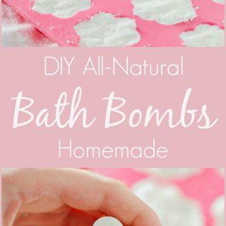 How -To Make Stress-Free DIY Bath Bombs
