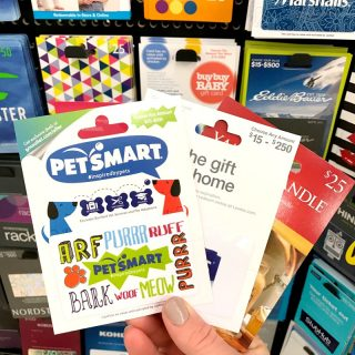 Earn 4X Fuel Points on Hundreds of Gift Cards at Kroger