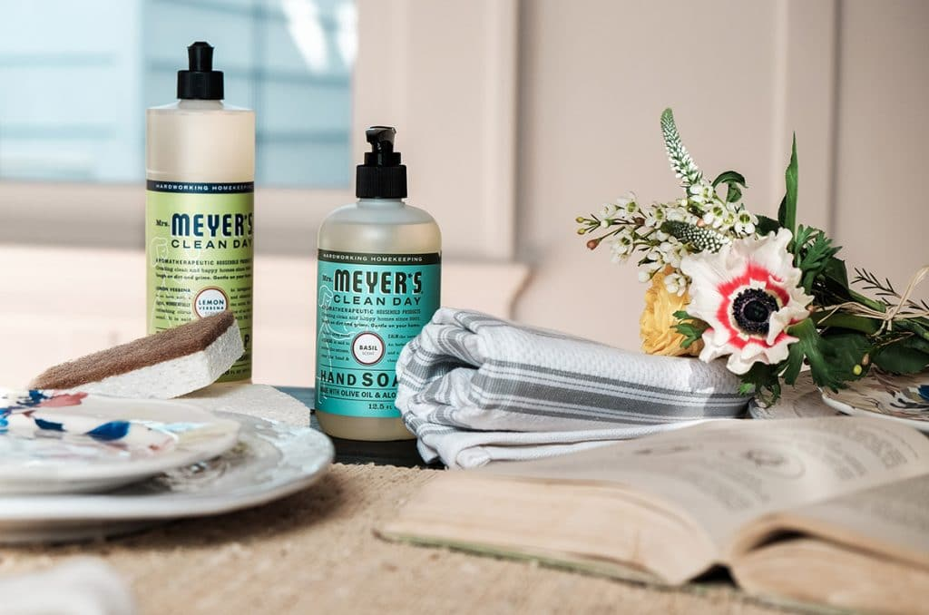 My Kitchen Cleaning Routine Free Essentials From Grove Collaborative