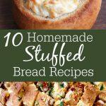 10 Homemade Stuffed Bread Recipes That Rock