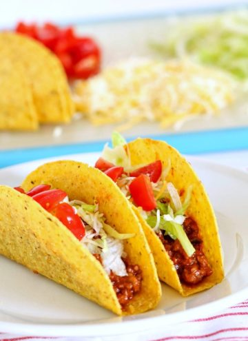 Quick & Easy 20-Minute Tacos