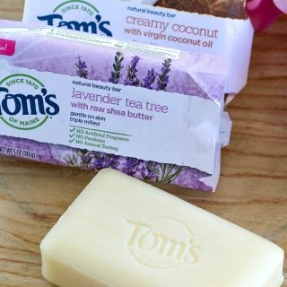 NEW at Target: Tom's Of Maine Natural Body Wash and Bar Soaps