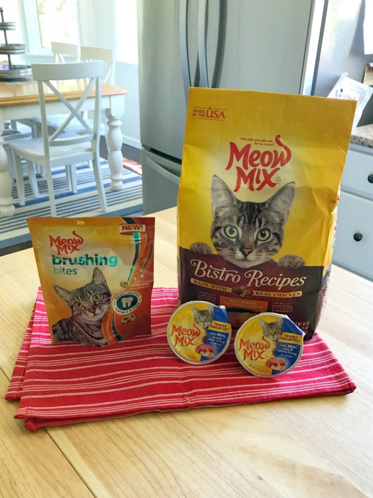 Meow Mix Bistro Recipes – For A Happy Cat