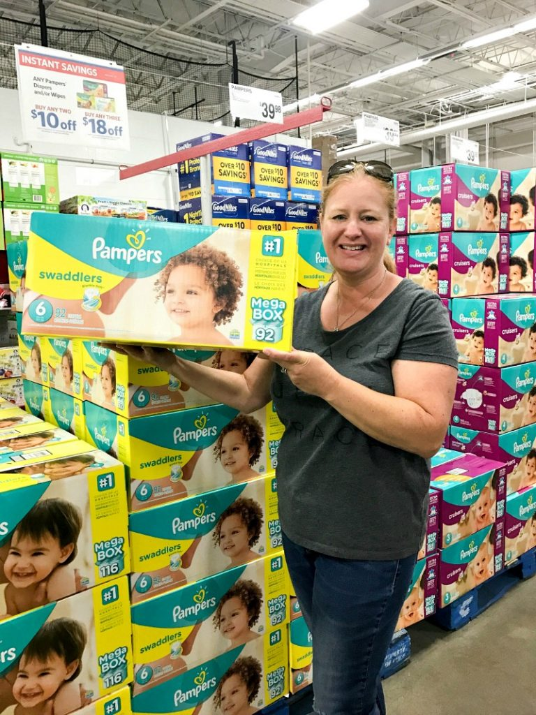The Top Secret To Saving Money On Diapers