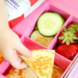 Back To School Lunch Box Idea with Horizon