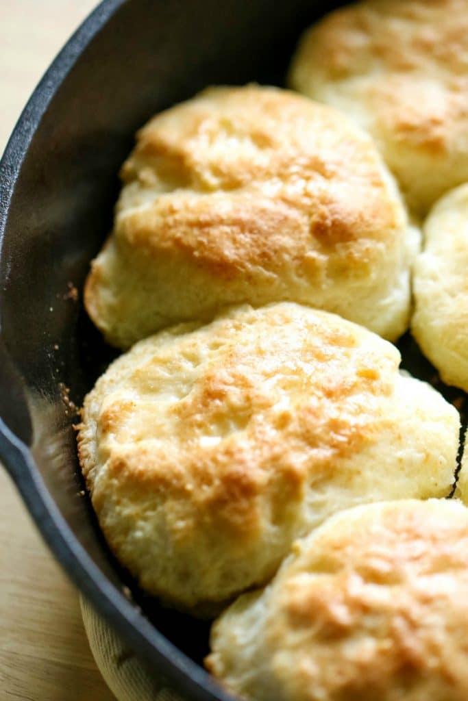 3-Ingredient Biscuits