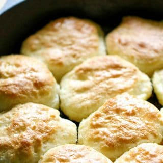 3-Ingredient Sprite Biscuits