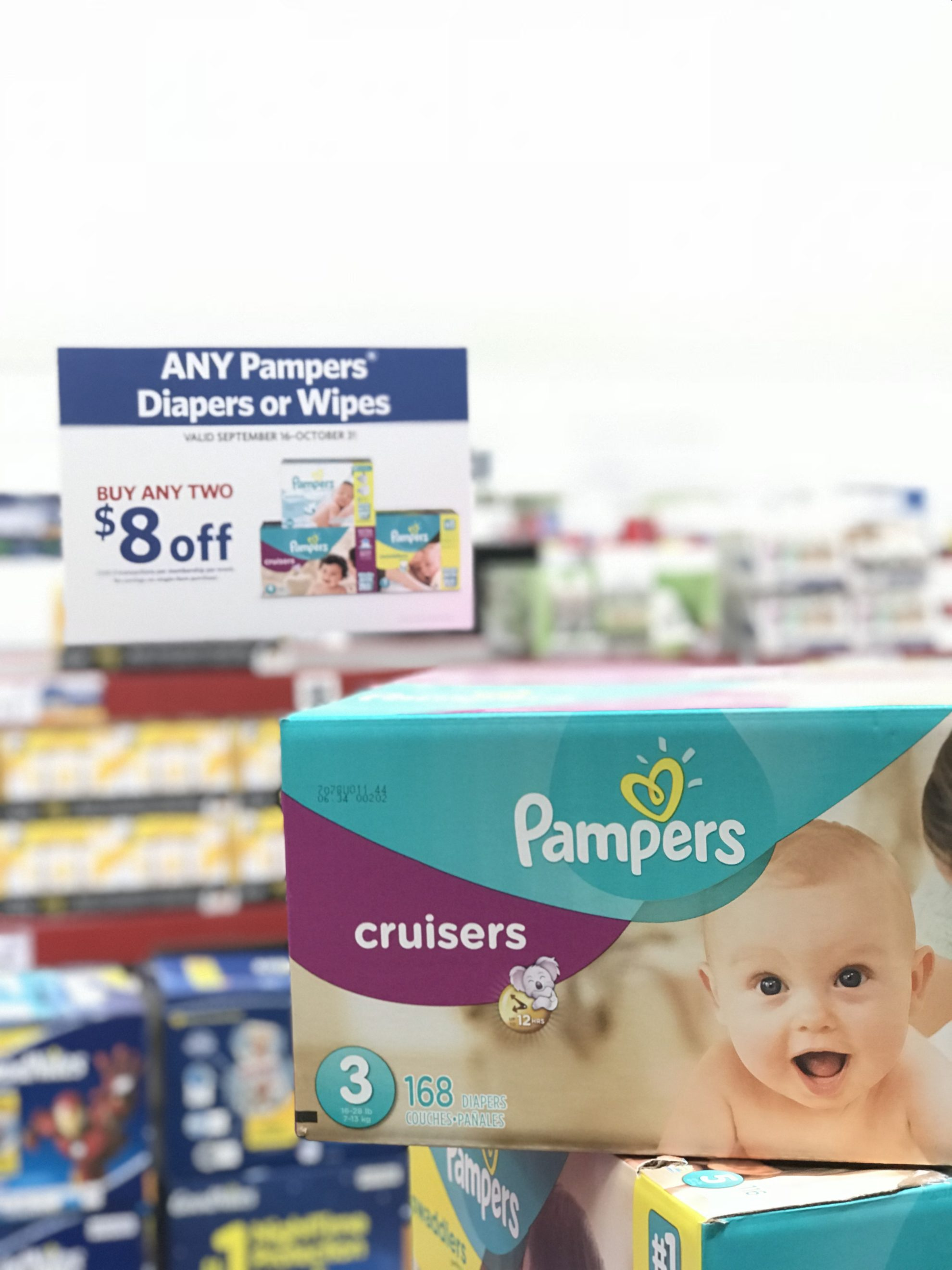 The Trick To Saving Money On Diapers