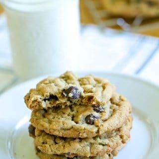Harvest Trail Mix Cookies