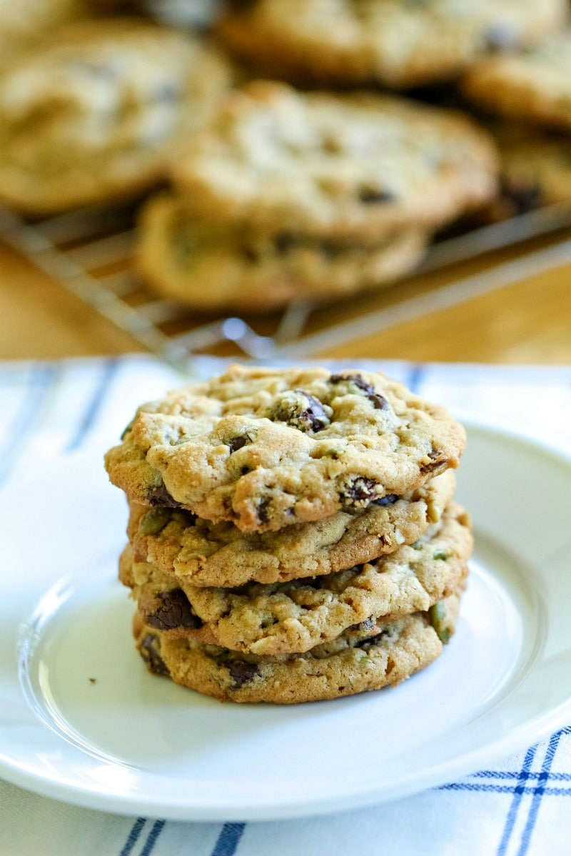 Harvest Trail Mix Cookies