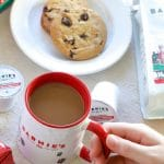 Enjoy the Holidays with Barnie's Santa's White Christmas Coffee