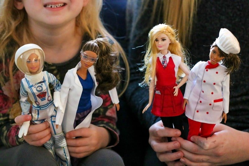 Barbie Career Dolls - You Can Be Anything