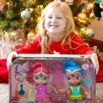 Shimmer and Shine Genie Dolls - Perfect for Every Little Girl