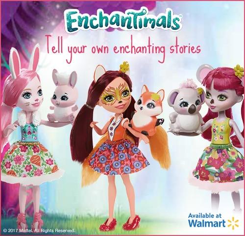 Mattel Enchantimals Make The Perfect Gift