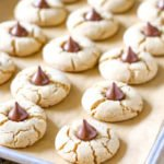 Peanut Butter Kiss Cookies