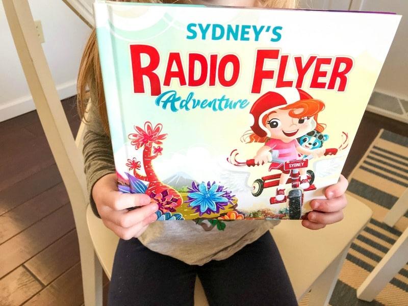 Radio Flyer I See Me Book – A Unique Gift Idea!