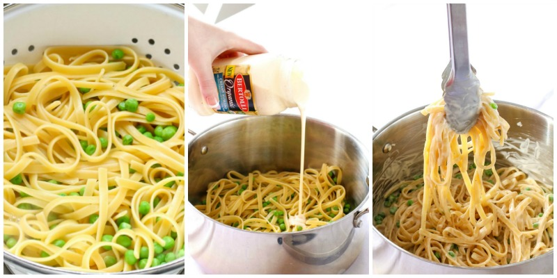 How to Make Fettuccine Carbonara