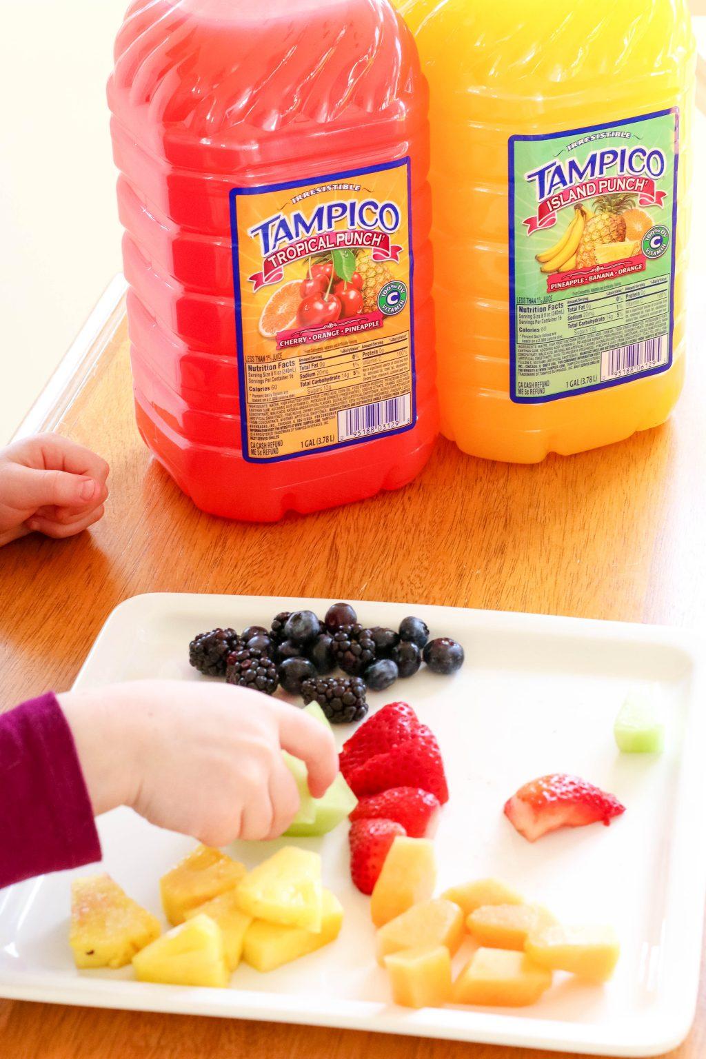 Imaginatively Curious Juice Drink
